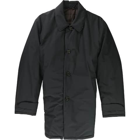 Ralph Lauren Mens Solid Raincoat