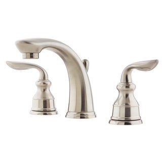 Pfister LF-049-CB Avalon 1.2 GPM Widespread Bathroom Sink Faucet with Metal Pop-Up Assembly