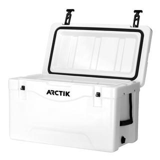 Driftsun Arctik Series 40 Quart Ice Chest / Heavy Duty Cooler / Military-Grade Nylon Rope Handles