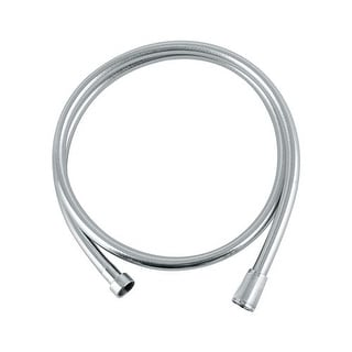 """Grohe 28 364 59"""" Hand Shower Hose from the SilverFlex Collection"""
