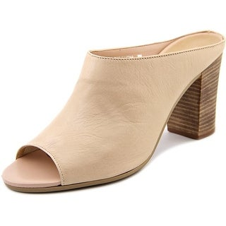 Bella Vita Savona W Open-Toe Leather Mules