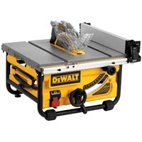 DeWalt DWE7480 10 in. Compact Table Saw