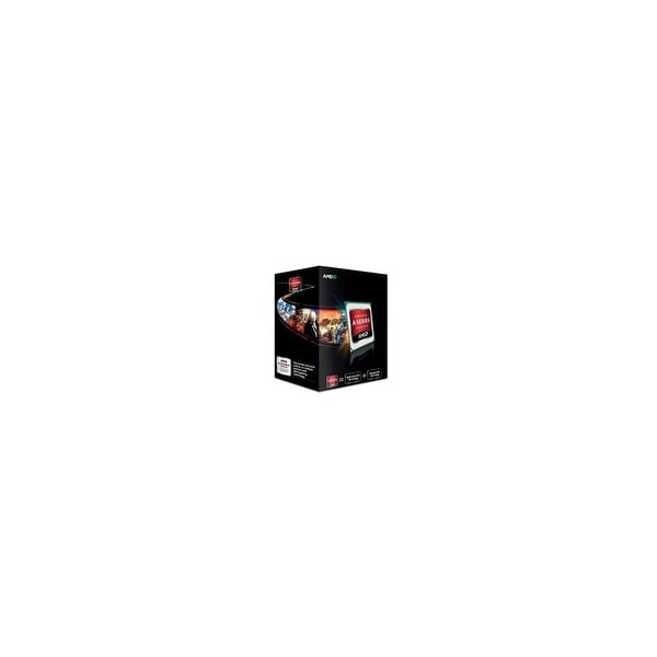AMD AD740KYBJABOX AMD A6-7400K Dual-core (2 Core) 3.50 GHz Processor - Socket FM2+Retail Pack - 1 MB - Yes - 3.90 GHz