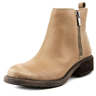 Lucky Brand Darbie Women Round Toe Leather Bootie