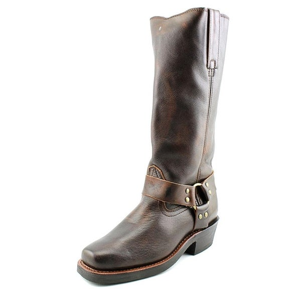 Dingo Blair Women Pointed Toe Leather Brown Knee High Boot
