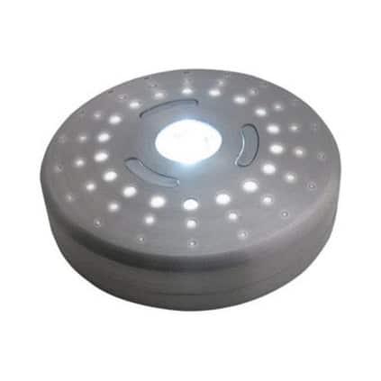 Rite Lite LPL1200XL High Output LED Spot Light, Silver Brushed Metal