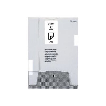 Brother Mobile Solutions - A6 Paper For Mw-260