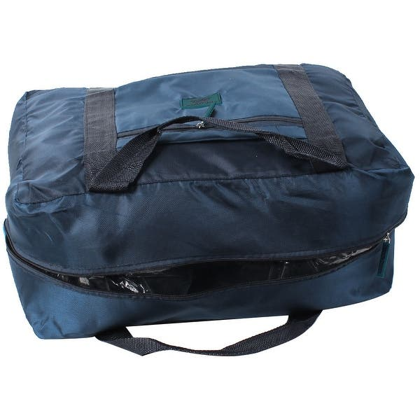 Nylon Suitcase ordnungsset Travel Wardrobe Hanging Storage #100406