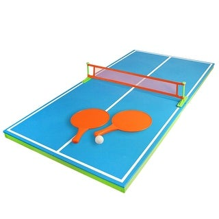 "54"" Floating Ping-Pong Table Swimming Pool Game - Use In or Out of the Pool"