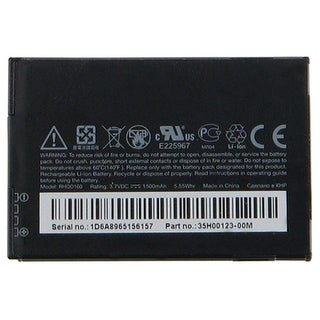 Battery for HTC RHOD160 Replacement Battery