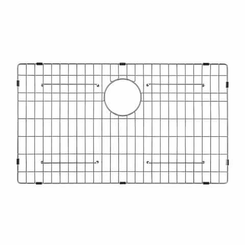 Kraus KBG-100-30 Stainless Steel Bottom Grid for Kraus KHU-100-30 - Stainless Steel