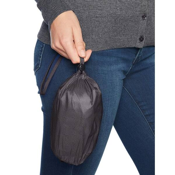 Essentials Damen Lightweight Water-resistant Packable Puffer Vest Weste