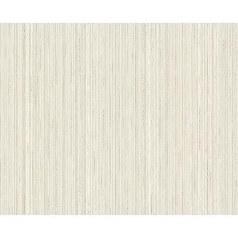 Salois White Texture Wallpaper - 20.5in x 396in x 0.025in