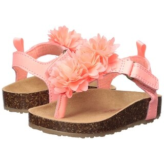 Kids Carter's Girls Bliss 2 Buckle Loafers