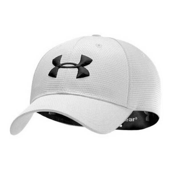 super popular 1e467 7d938 Under Armour Men s UA Blitzing II Stretch Fit Baseball Cap Hat Colors  1254123