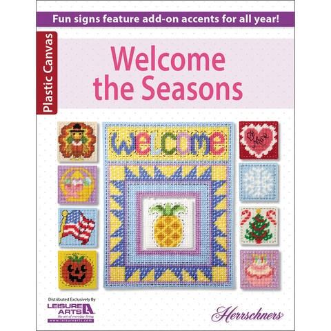 Leisure Arts-Welcome The Seasons