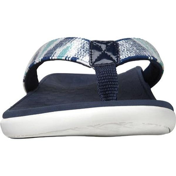 Shop Vionic Women's Tide Sequins Sandal