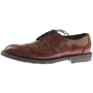 Allen Edmonds Mens Ashton Oxfords Leather Split Toe - 11 medium (d)