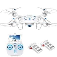 Syma X5UW Wifi FPV Drone with 720P HD Camera Extra Battery