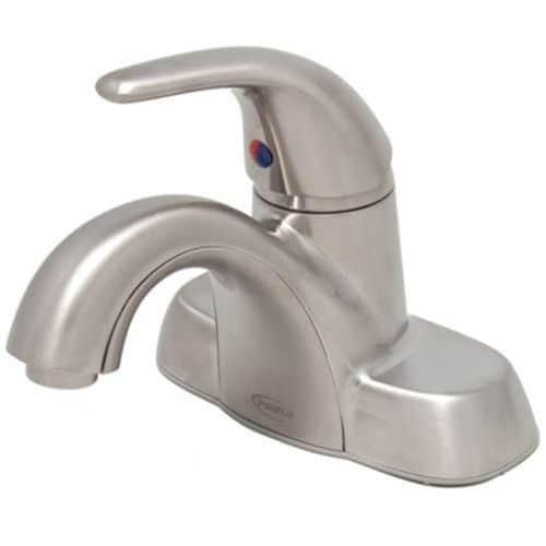 Shop Proflo Pfws4744 Centerset Water Saving Bathroom Faucet Less - Water-saving-set-for-the-bathroom