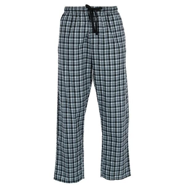 Hanes Mens Big Woven Pajama Pant