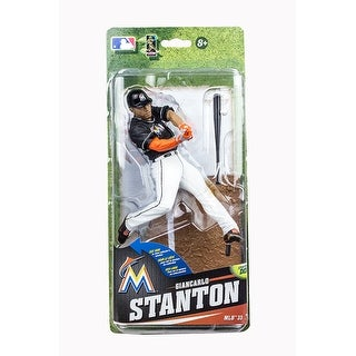 McFarlane MLB Series 33 Miami Marlins Giancarlo Stanton Figure