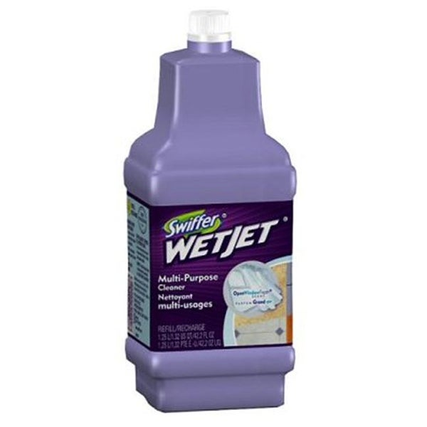 Shop Liters Swiffer Wet Jet Multipurpose Solution Pack Free Shipping Orders