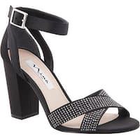 Nina Women's Shelly Ankle-Strap Sandal