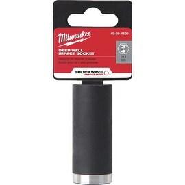 "Milwaukee 3/8""Dr 3/4"" Impct Socket"