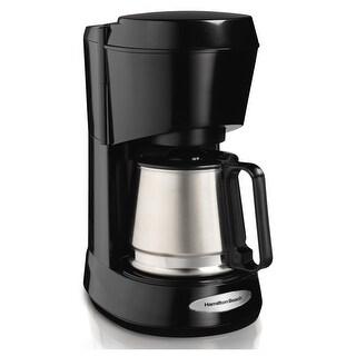 Hamilton Beach 691925 (48137) Coffeemaker, 5 Cup, Black