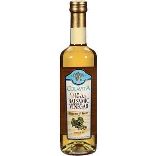 Colavita - White Balsamic Vinegar ( 6 - 17 oz bottles)