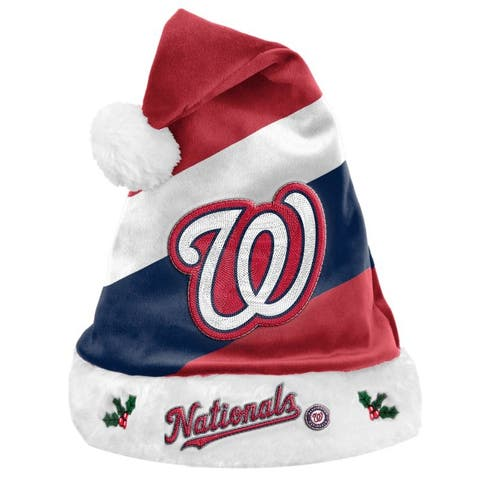 Washington Nationals Santa Hat Basic