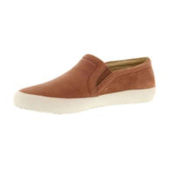 BUSSOLA Womens Cheryl Low Top Pull On Fashion Sneakers