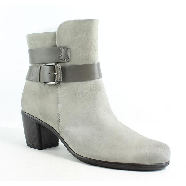ecco women's touch 15 buckle booties