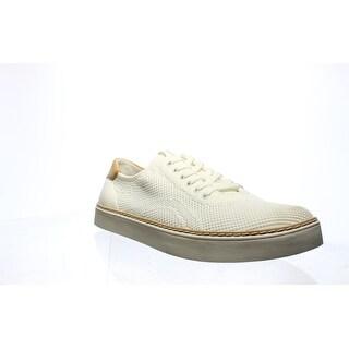 White Knit Fashion Sneaker Size 8.5