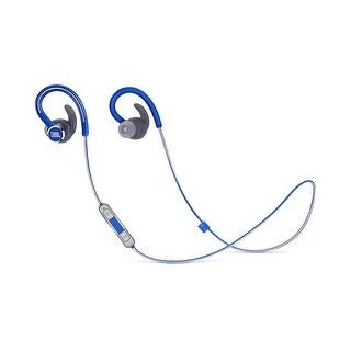 JBL Reflect Contour 2 Wireless Sport In-Ear Headphones (Blue)