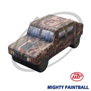 MP - Mighty Paintball Air Bunker - Humvee (15' L, 7' W) (MP-SB-1069)