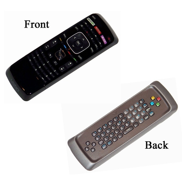 OEM Vizio Remote Control Originally Supplied With: E472VL, E500IA1, E551VA, E552VL, E601i-A3E, E701IA3
