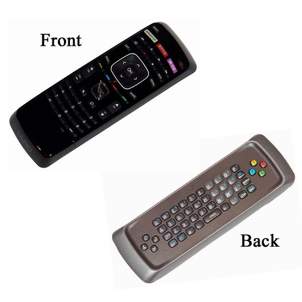 OEM Vizio Remote Control Originally Supplied With: M370SR, M3D470KD, M3D470KDE, M3D550KD, M3D550KDE, M3D651SV