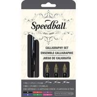 Speedball Calligraphy Fountain Pen Set-