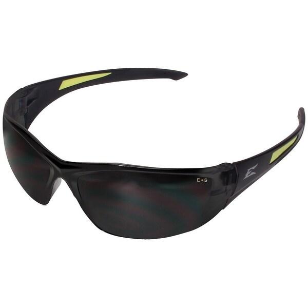 Edge Eyewear SD116-G2 Delano G2 Glasses, Black/Smoke Lens