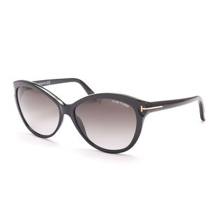 Tom Ford Women's Telma Sunglasses Black - Small