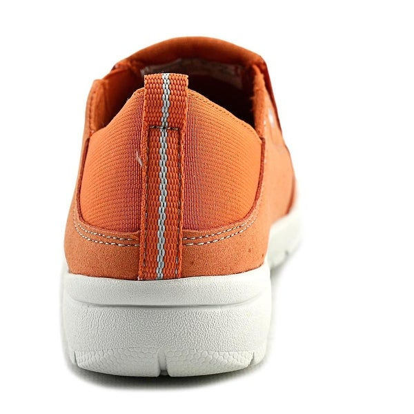Easy Spirit Get Flex Women Round Toe Synthetic Orange Loafer - Free  Shipping On Orders Over $45 - Overstock.com - 24709024