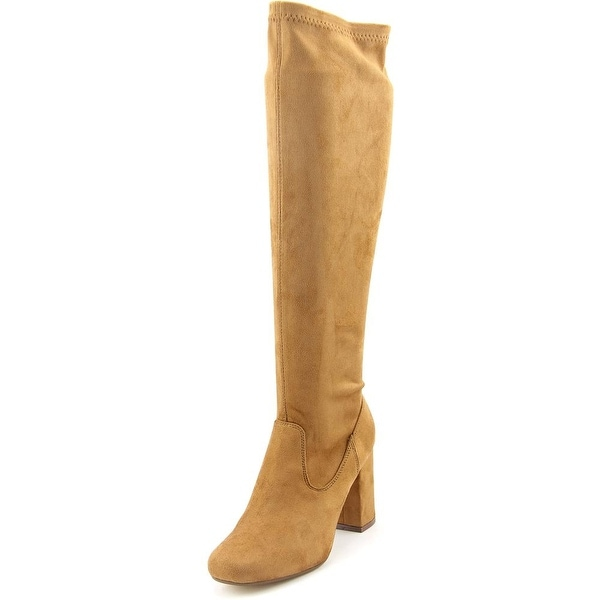 Carlos by Carlos Santana Raimi Hawa Women Tan Boots