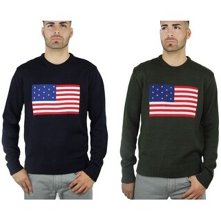 American Flag Fashion Sweater (SW-911)