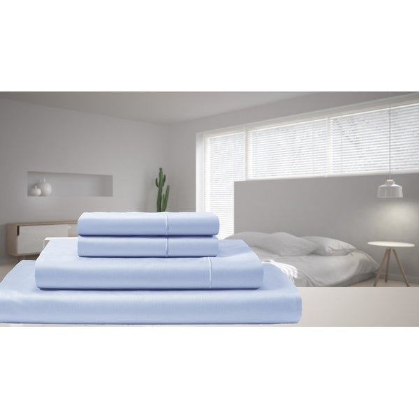 Luxury Egyptian Cotton 1000 Thread Count Bed Sheet Set. Opens flyout.