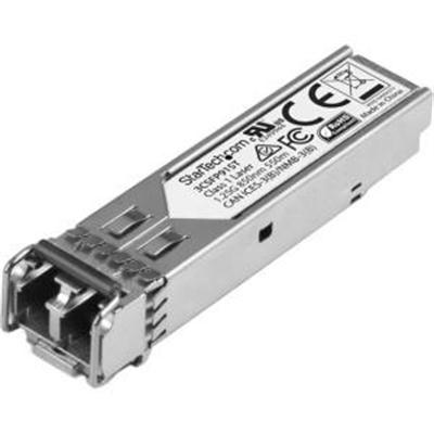 Startech Hp 3Csfp91 Compatible – Gigabit Sfp – Lc Fiber – 1000Base Sx Sfp Transceiver Module – Hp Multimode Sfp