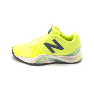New Balance Womens WCH1296Y Fabric Low Top Lace Up Tennis Shoes