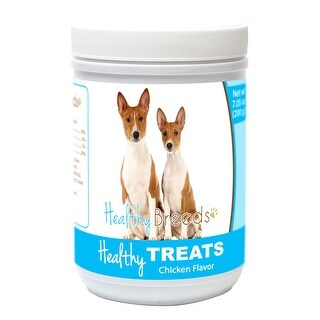 Healthy Breeds Basenji Healthy Soft Treats