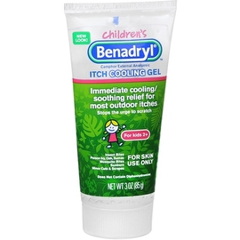 Benadryl Children's Anti-Itch Gel 3 oz